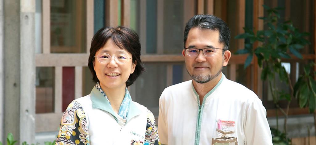 Dr.島袋 史&Dr.島袋 忠雄史