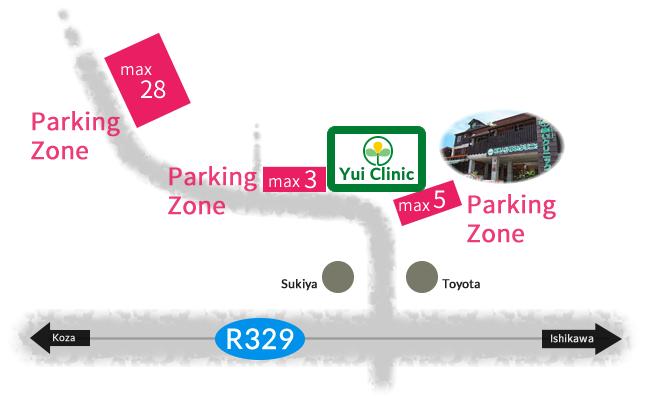 Parking info.