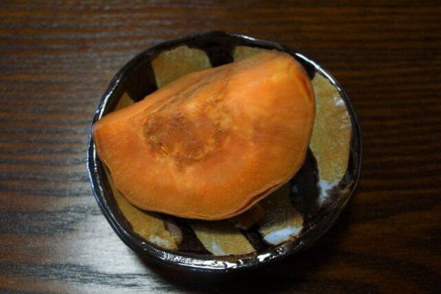 蒸し黄金芋