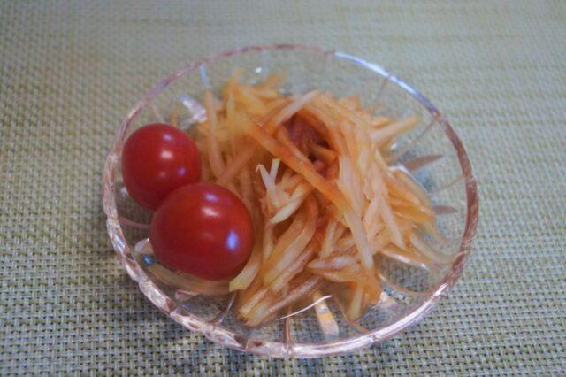 青パパイヤのサラダ(ソムタム)