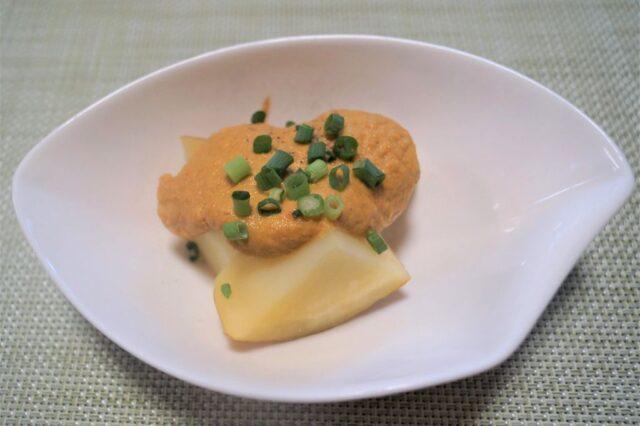 ふかし芋 ローカレーソース