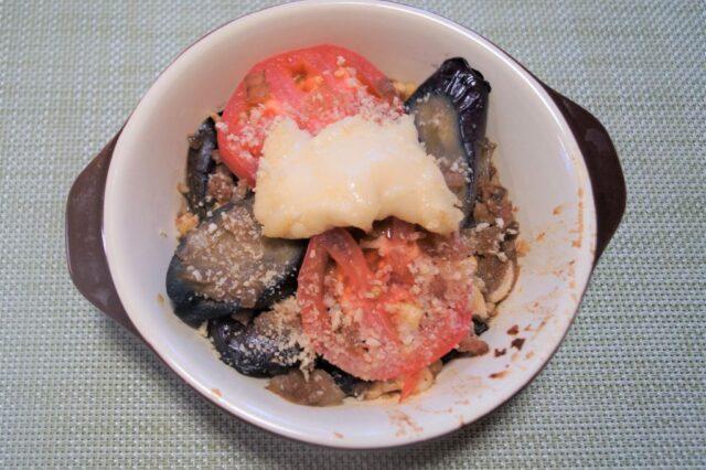 豚ひき肉とナスのラザニア