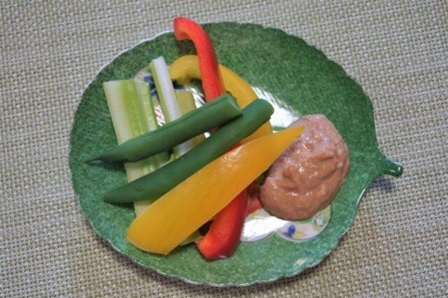 野菜スティック バーニャカウダ