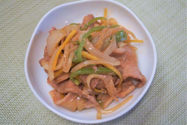 甘酒豚肉生姜焼き