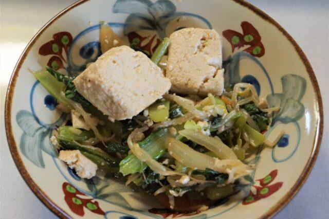 野菜チャンプルー