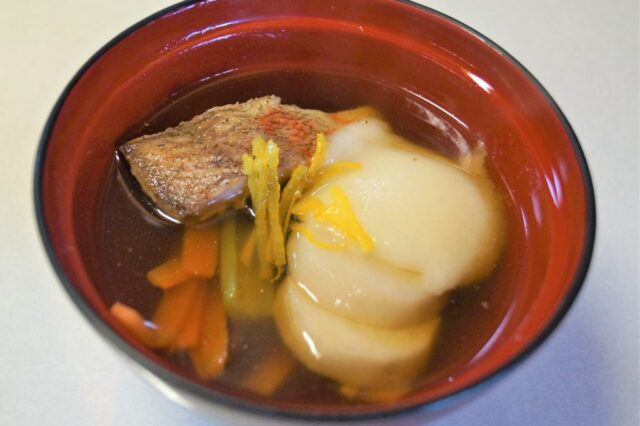 お雑煮(お正月料理)