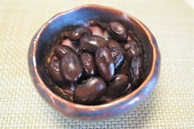 黒豆(お正月料理)
