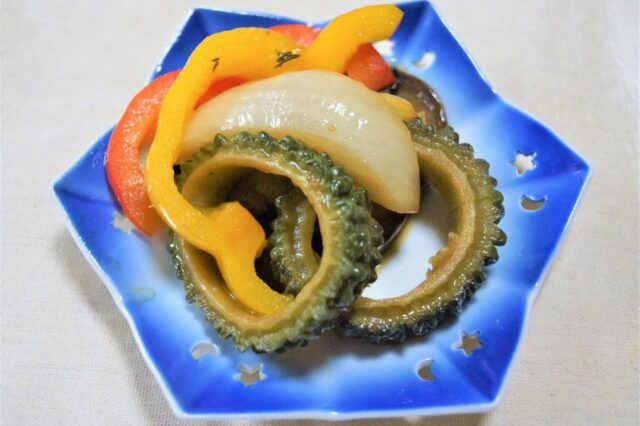 夏野菜のハーブ焼き